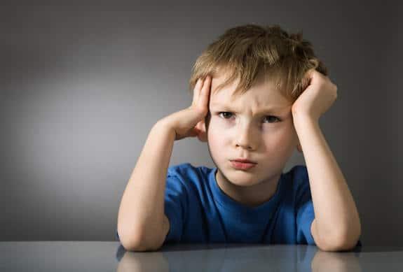 Главоболие в детската възраст