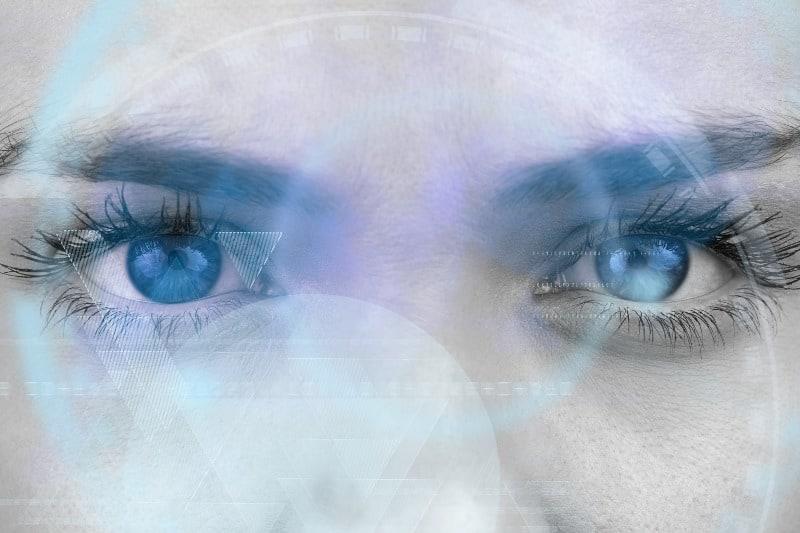 Очна мигрена