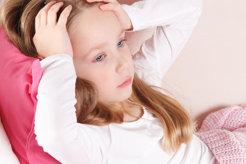 детска мигрена