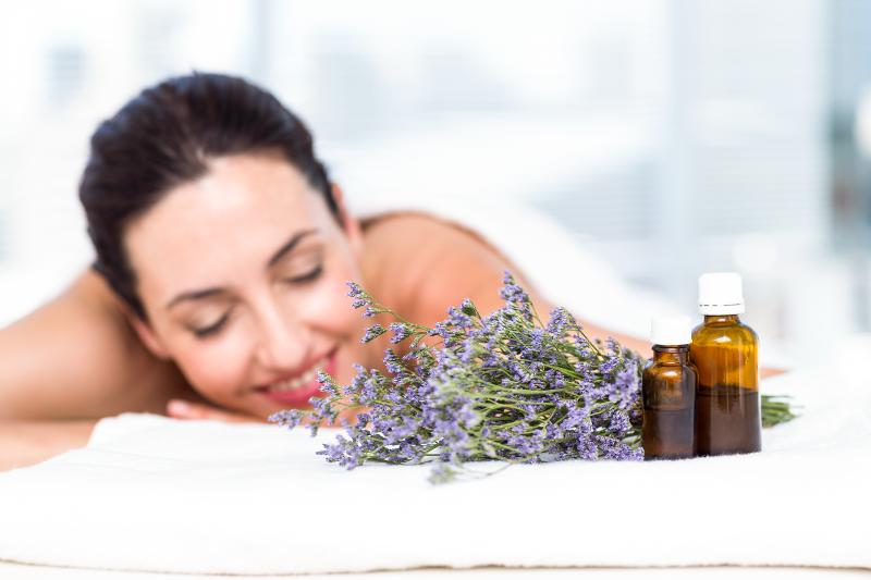 мигрена, ароматерапия