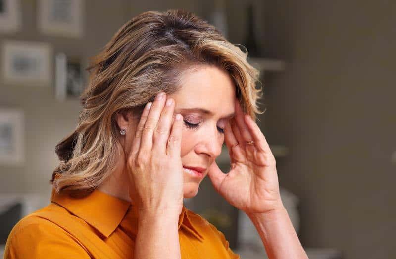 причини за мигрена
