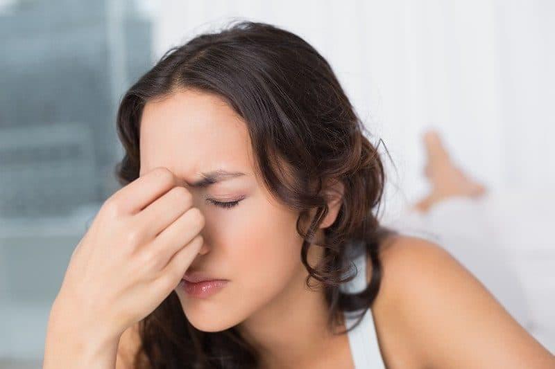 мигрена при жените