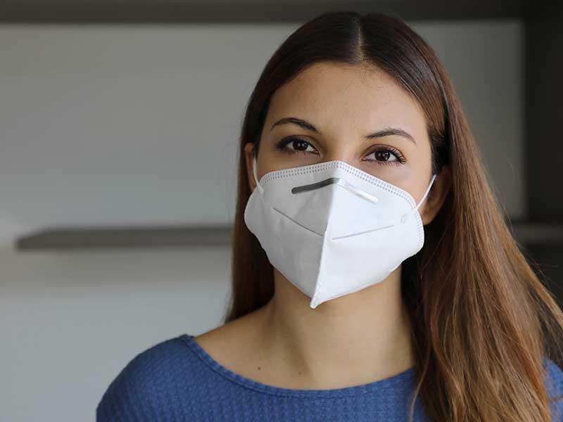 Болка в главата от носене на предпазна маска!?