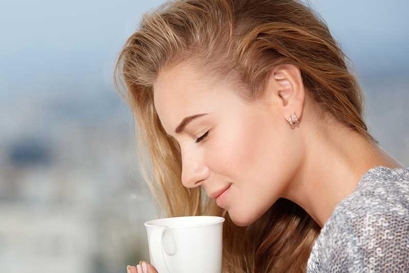 мигрена и кафе